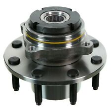 For Ford F-250 Super Duty 4WD Front 2-Wheel ABS Bearing and Hub Assembly Moog