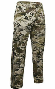 UNDER ARMOUR Brow Tine Mid Season Hunting Pants Barren 1316698-999 WOMENS SIZE 8