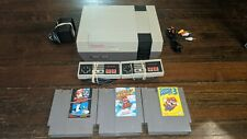 Nintendo NES System Console Super Mario Trilogy, New 72 Pin, 2 Controllers ++