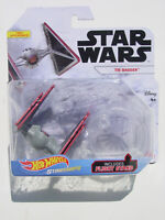 HARD TO FIND HOT WHEELS STAR WARS 2019 STARSHIPS FIRST APPEARANCE TIE DAGGER NEW