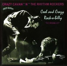 CD Crazy Cavan 'n' The Rhythm Rockers -Cool & Crazy Rockabilly  TEDDY BOY SEALED