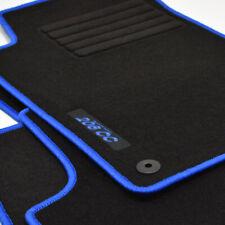 Velours Fußmatten Edition blau 4-teilig für Peugeot 206CC 206 CC ab Bj.09/2000 -