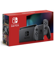 *BRAND NEW* Nintendo Switch Console - Improved Battery Life - Grey Console