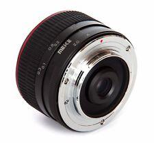 MEIKE 6.5mm f/2 Wide Angle Manual Fisheye Lens for Sony E mount NEX Alpha a6500