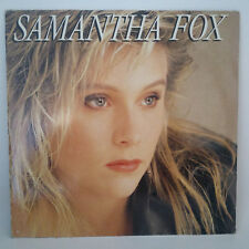 Samantha Fox ‎– (I Can't Get No) Satisfaction - Vinyl, LP, Album - 1987 - France