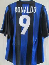 "Inter Milan 1999-2000 Ronaldo Home Football Shirt Size Extra Large 45/47"" /39428"