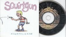 SQUIRTGUN 4 TRACK CD-SINGLE ( NEUWERTIG)