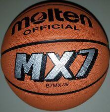 Molten B7MX-W Basketball Synthetic