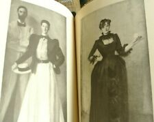 John Singer Sargent Exhibition 1924 Illustrated Catalog Art History