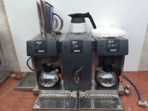 Bravilor Bonamat RLX filter coffee with hot water plus Extras 240v