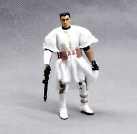 "HASBRO Star Wars  the clone wars CLONE TROOPER COMMANDER ACTION Figure 3.75"" #j4"