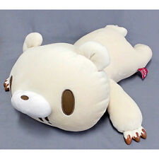 GLOOMY BEAR Plush Doll Drowsy Pillow White Extra Large Limited Japan