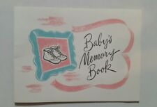 Libby's Baby Memory Book