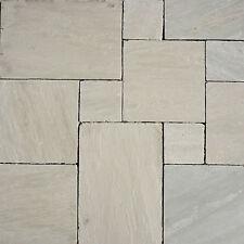 1 Musterstück FLORA GREEN Sandstein Gehwegplatten ca. 15x15x2,2 cm Terrasse