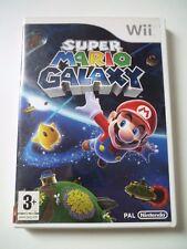 Nintendo Wii / Super Mario Galaxy [ Version PAL FR / Multilingue ]