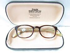 DAN DEUTSCH Eddie Optical Outlook Beverly Hills 45/19-135 eyeglasses FRAMES 5A53