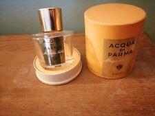 Aqua Di Parma 50ml Empty Box and Perfume Bottle Magnolia Noblis