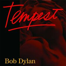 BOB DYLAN - TEMPEST (2012) CD