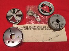 STEERING WHEEL & HORN ADAPTER KIT #86 2840 - TOYOTA COROLLA