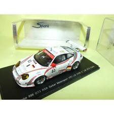 PORSCHE 996 GT3 RSR N°83 LE MANS 2006 SPARK S0971 1:43 Arrivée 16ème