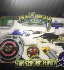 Power Rangers Zeo Blaster Set