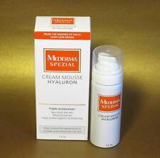 MEDERMA SPEZIAL CREAM MOUSSE HYALURON 1.5 Oz - New in Box