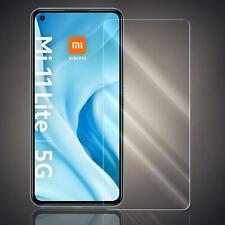 Panzer Folie für Xiaomi Mi 11 Lite 5G Echt Glas Displayschutzfolie Schutz Folie