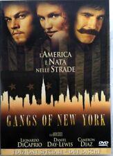 Dvd Gangs of New York - ed. speciale 2 dischi di Martin Scorsese 2002 Usato