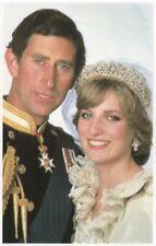 ❤ alte POSTKARTE_Wedding 1981_Prinzessin_Princess_Lady_DIANA_Spencer_CHARLES
