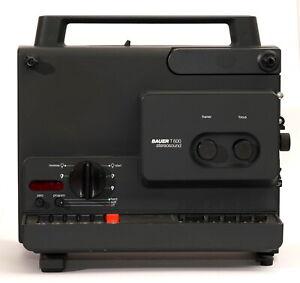 Bauer T600 Stereosound mit Schneider-Kreuznach MC Xenovaron 1,3 / 12-30 defekt