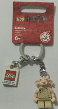 NEW Retired Rare Lego Keychain Key Chain Ring Harry Potter 852981 Dobby