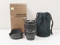 Nikon 24-120mm F4 G ED VR AF-S Full-frame Lens for D750 D810 D850 ~Excellent Con