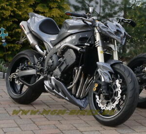 MGM BIKES BS 106 Yamaha R1 & universal  Bugspoiler Streetfighter Fighter