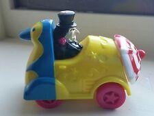 PENGUIN 1991 BATMAN Returns MOVIE Toy Car ACTION FIGURE DC COMICS McDonald's