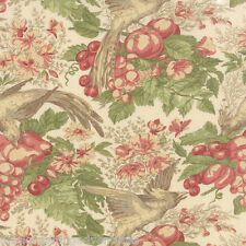 MODA Fabric ~ COUNTRY ORCHARD ~ Blackbird Designs (2750 17)  by the 1/2 yard