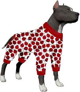 LovinPet Extra Large Dog Pajamas/Slim Fit/Lightweight Pullover Pajamas