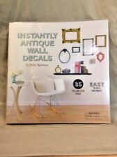 INSTANTLY ANTIQUE WALL DECALS AND STICKERS BY JULIA ROTHMAN 35 PEEL STICK DECALS