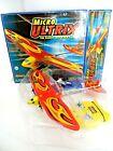 Vintage Hobbico Flyzone Micro Ultrix Radio Control Airplane RC