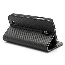 Original Cooler master Carbon Texture Flip Cover For Samsung Galaxy S4 i9500