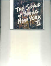 VARIOUS ARTISTS - SOUND OF YOUNG NEW YORK (NEW & SEALED) - 2005 IMPORT CD ALBUM