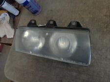 Passenger Headlight & Bracket BMW 328i Convertible 96 97 98 99
