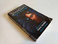 Starcraft: Firstborn Bk. 1 by Blizzard Entertainment and Christie Golden (2007,