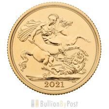 More details for 2021 gold sovereign