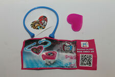 Spielzeug Armband mit Aufkleber auf Folie Monster High Mexiko