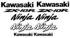 KAWASAKI ninja ZX-10R bike decal sticker kit  zx 10r