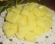 26 SWEET GEORGIA PEACH Wax Tarts Scented Candle CHUNKS Handmade Wax Melts