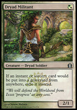 1x Dryad Militant Return to Ravnica MtG Magic Hybrid Uncommon 1 x1 Card Cards