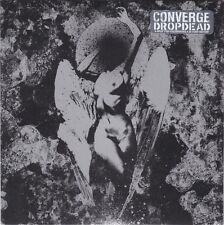 "Converge/Dropdead Split 7"" ORANGE VINYL Record & MP3 Download! non cd/lp songs!!"