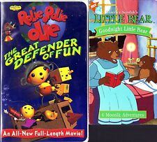 Rolie Polie Olie: Great Defender of Fun & Little Bear