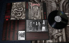EXCRUCIATE Passage of life LP dissection nunslaughter morgoth carcass necrovore